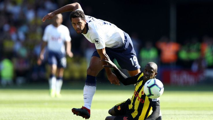 Dembele was a liability in central midfield as Tottenham collapsed under the pace and persistence of Watford's attacks in the second half.