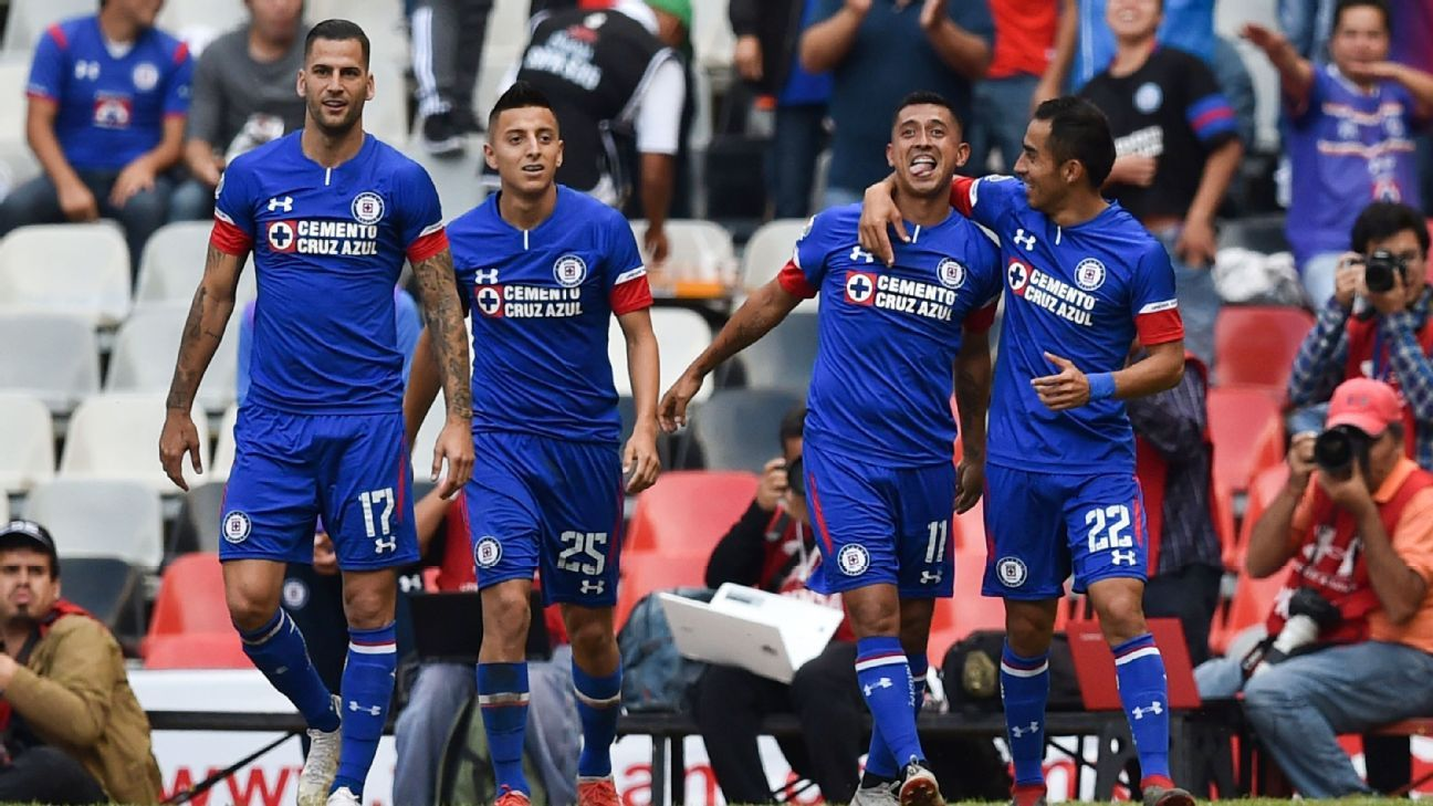 The well-oiled scoring machine at Cruz Azul continues to dominate in Liga MX this season.