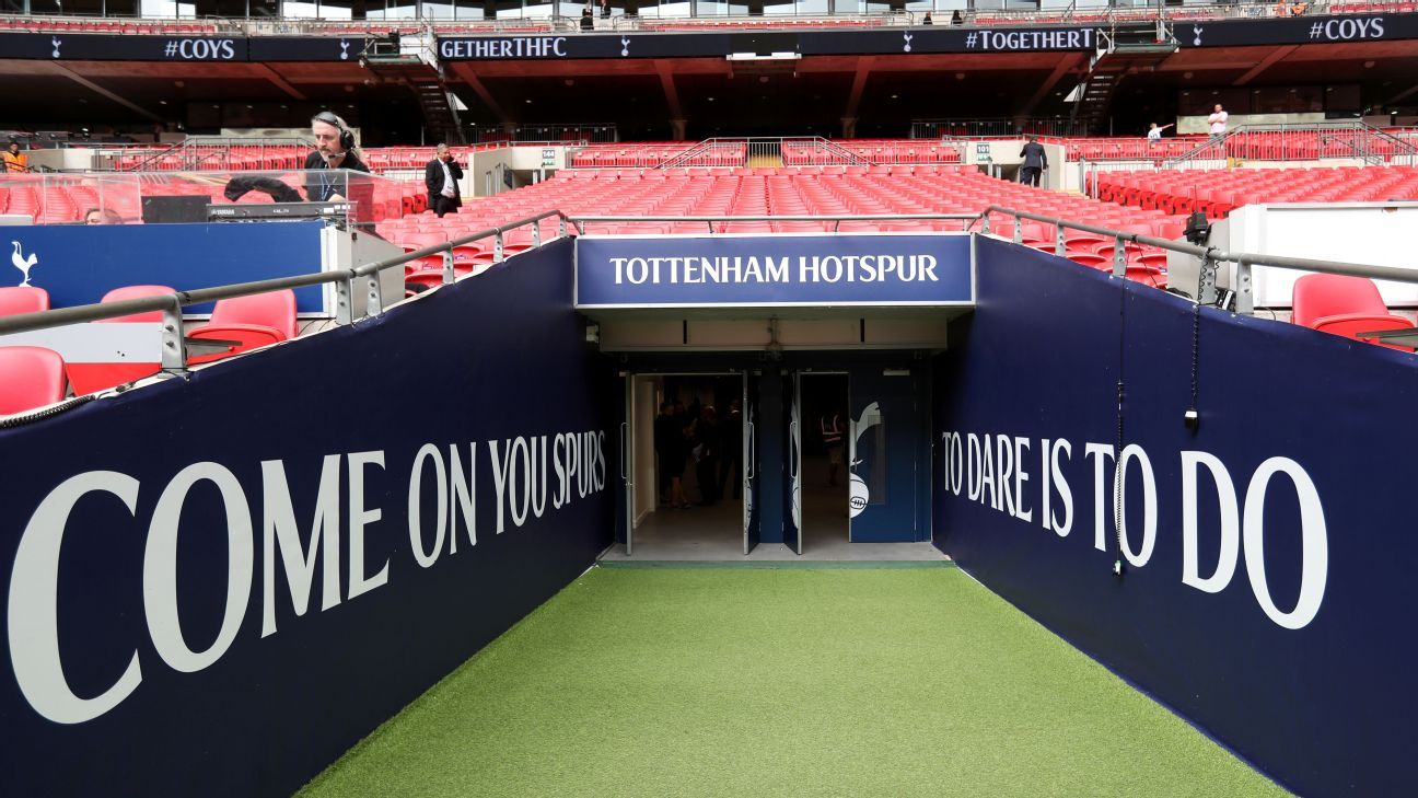 Tottenahm will continue playing at Wembley