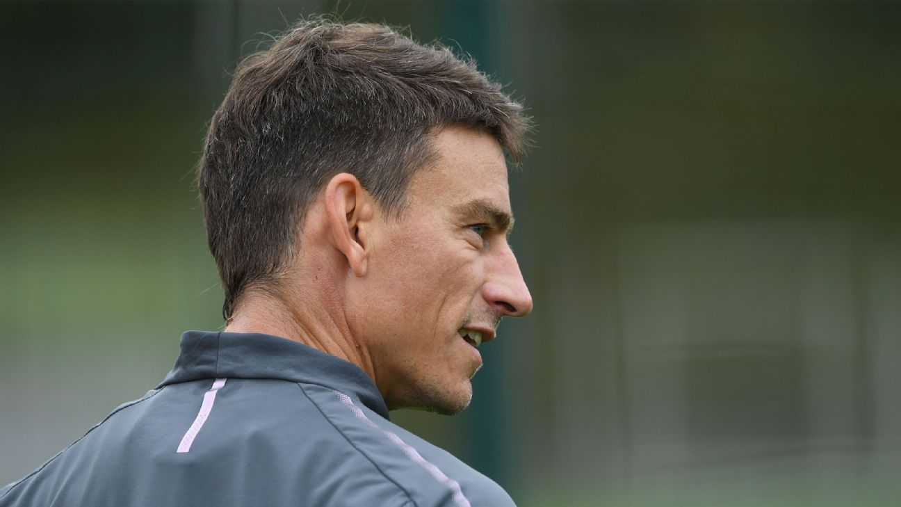 Arsenal's Laurent Koscielny during a training session.