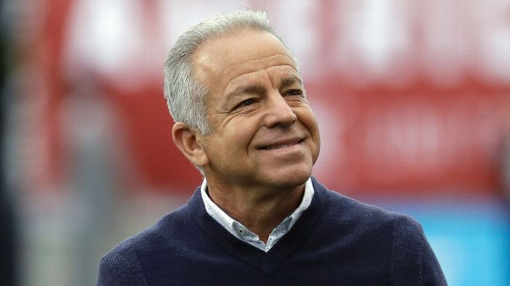 Dave Sarachan is preparing the U.S. for September friendlies against Brazil and Mexico.