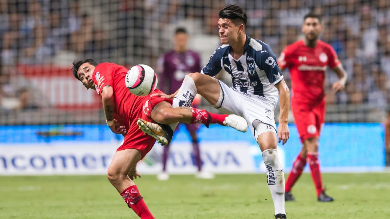Gonzalez has adapted neatly to a brand-new style of play at Monterrey and has added some muscle to withstand punishment in midfield.
