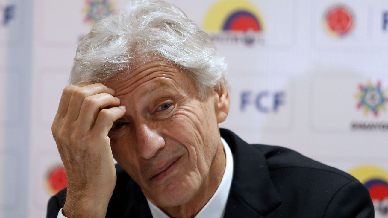 Pekerman's resignation from the Colombia national team is one of many things to watch amid South America's top teams over the break.