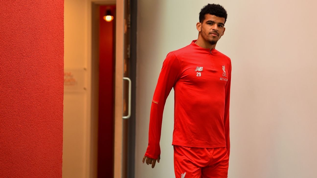Dominic Solanke is yet to feature for Liverpool this season.