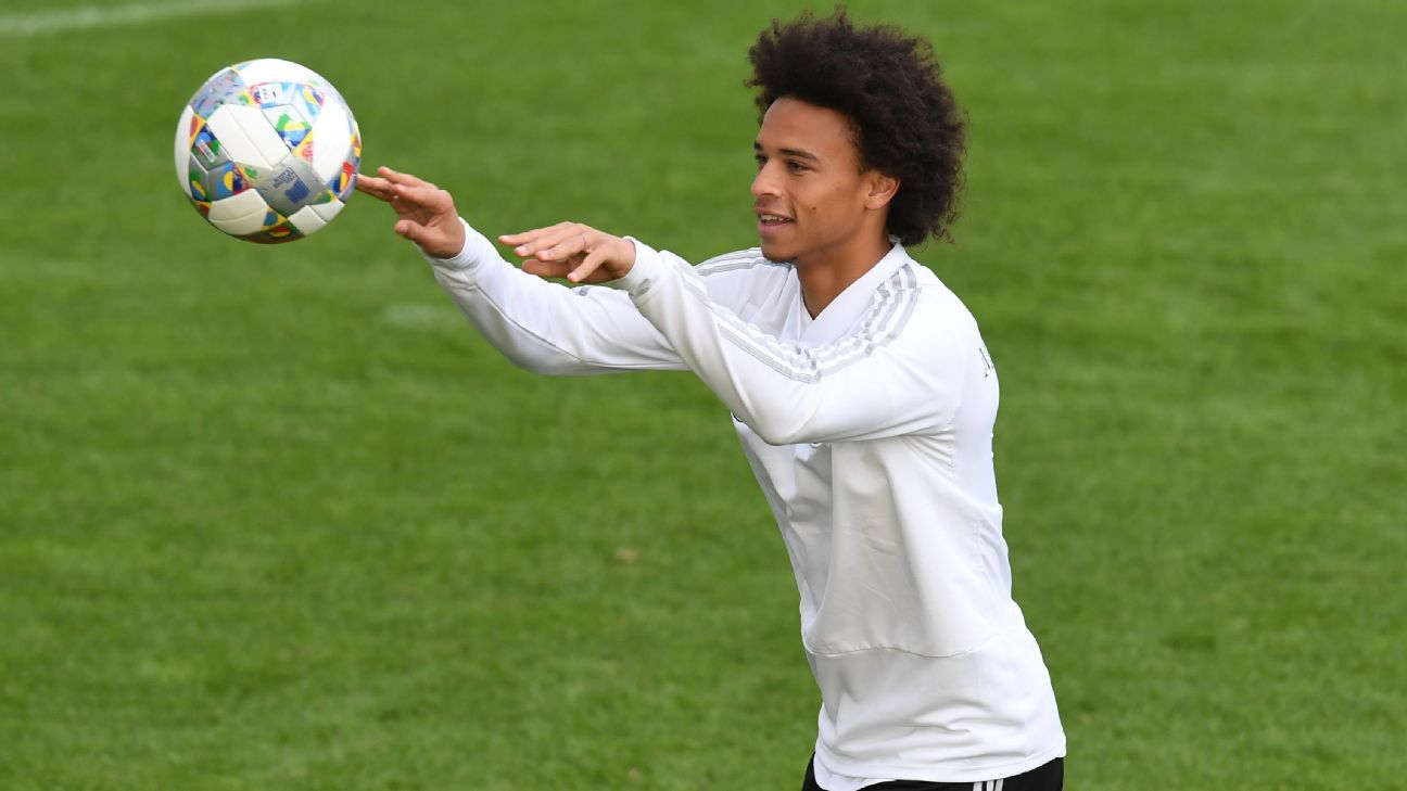 Leroy Sane missed out on Germany's World Cup squad and has started the 2018-19 season on the bench at Manchester City.