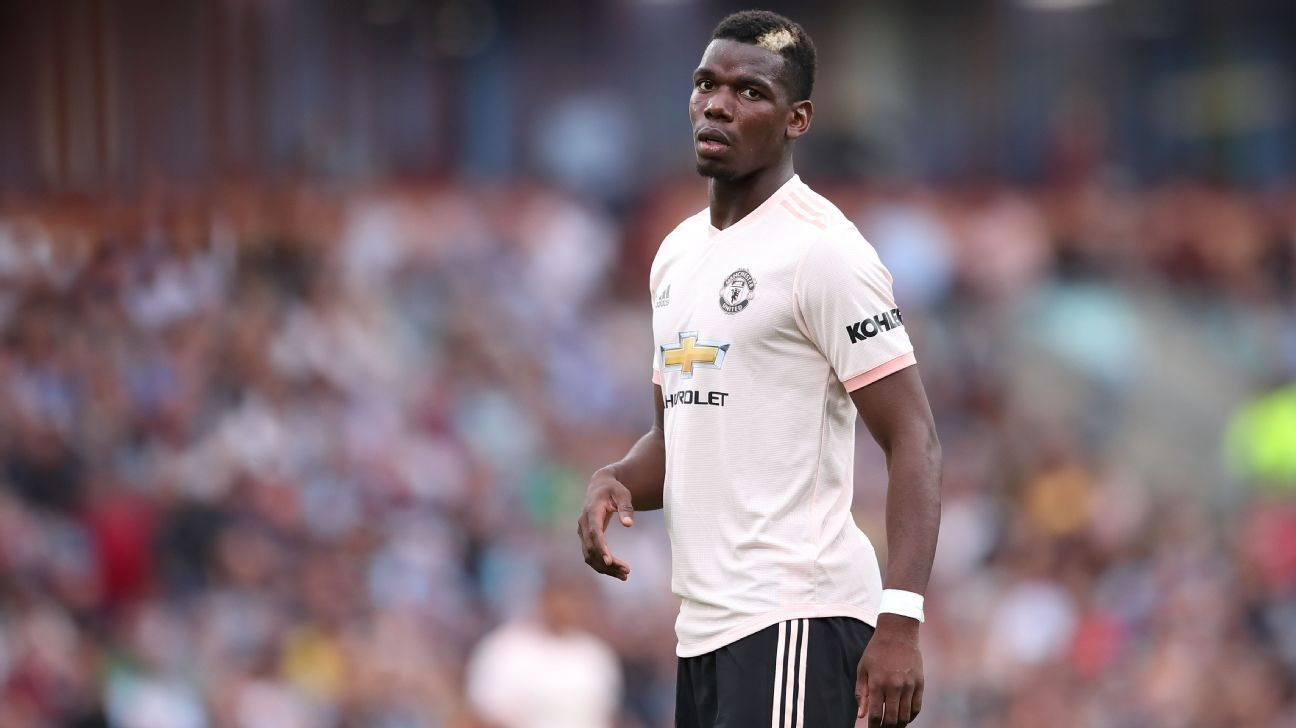 Paul Pogba and Manchester United have endured a difficult start to the season.