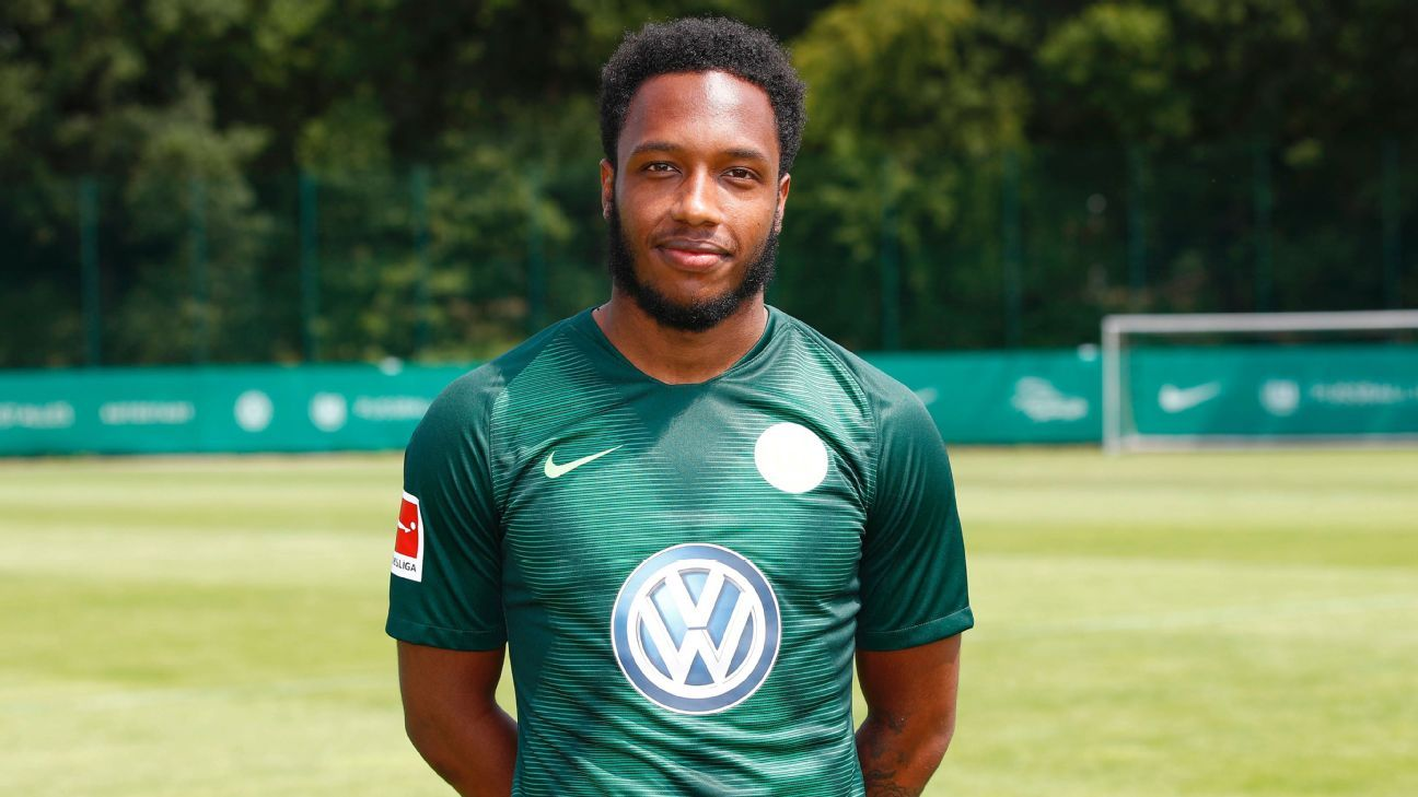 Kaylen Hinds spent one season at Wolfsburg after leaving Arsenal.