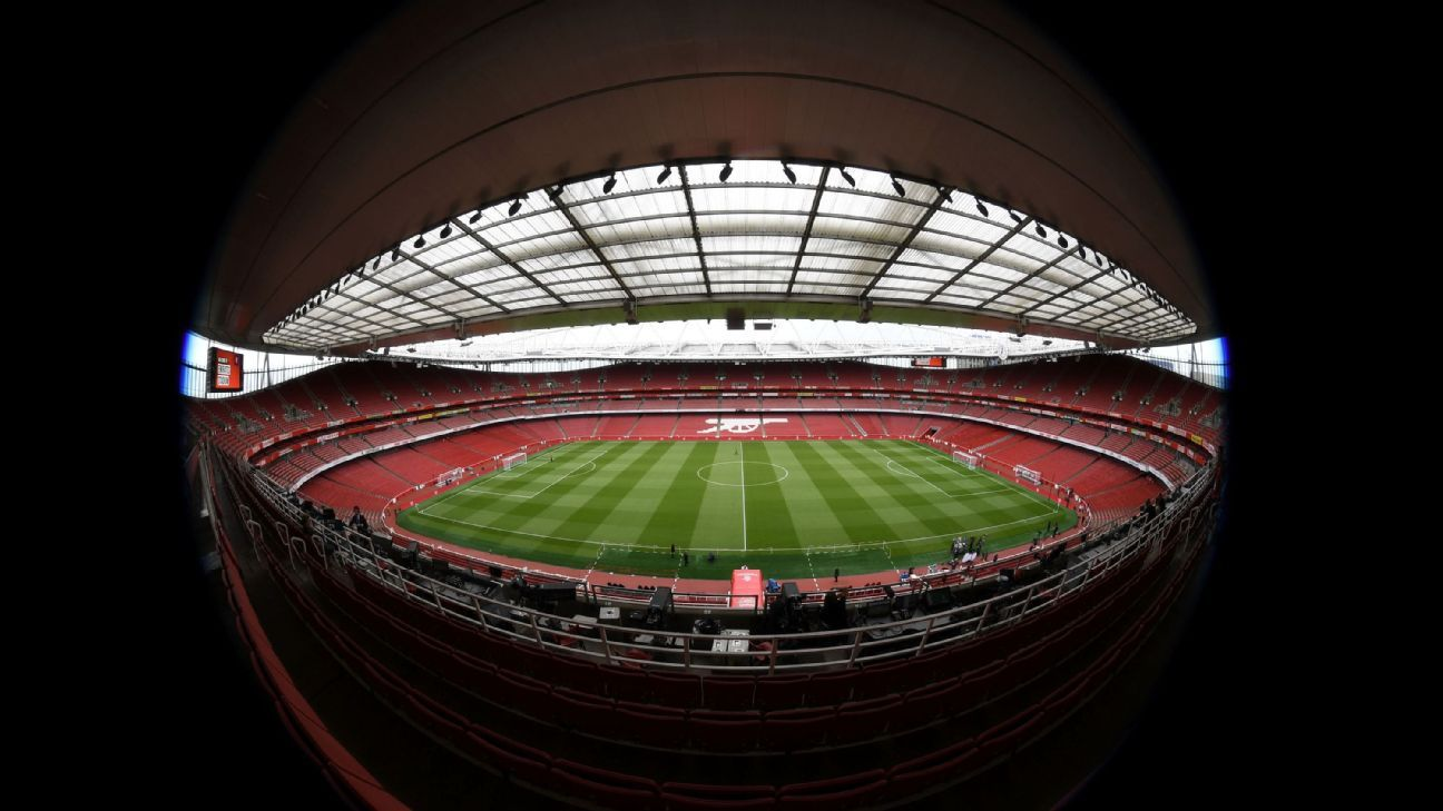 Jayden Adetiba will be dreaming of playing one day at Arsenal's Emirates Stadium.