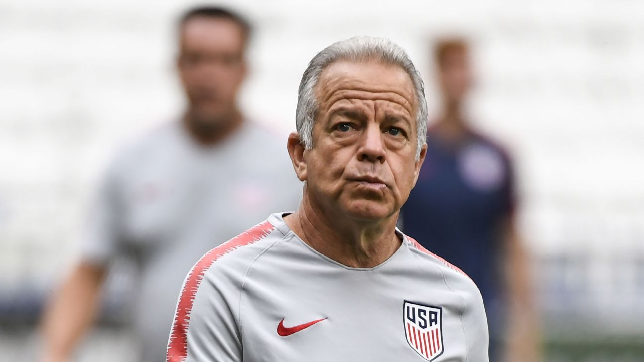 Dave Sarachan is still in charge of the U.S. national team and there's a lot to be excited about.