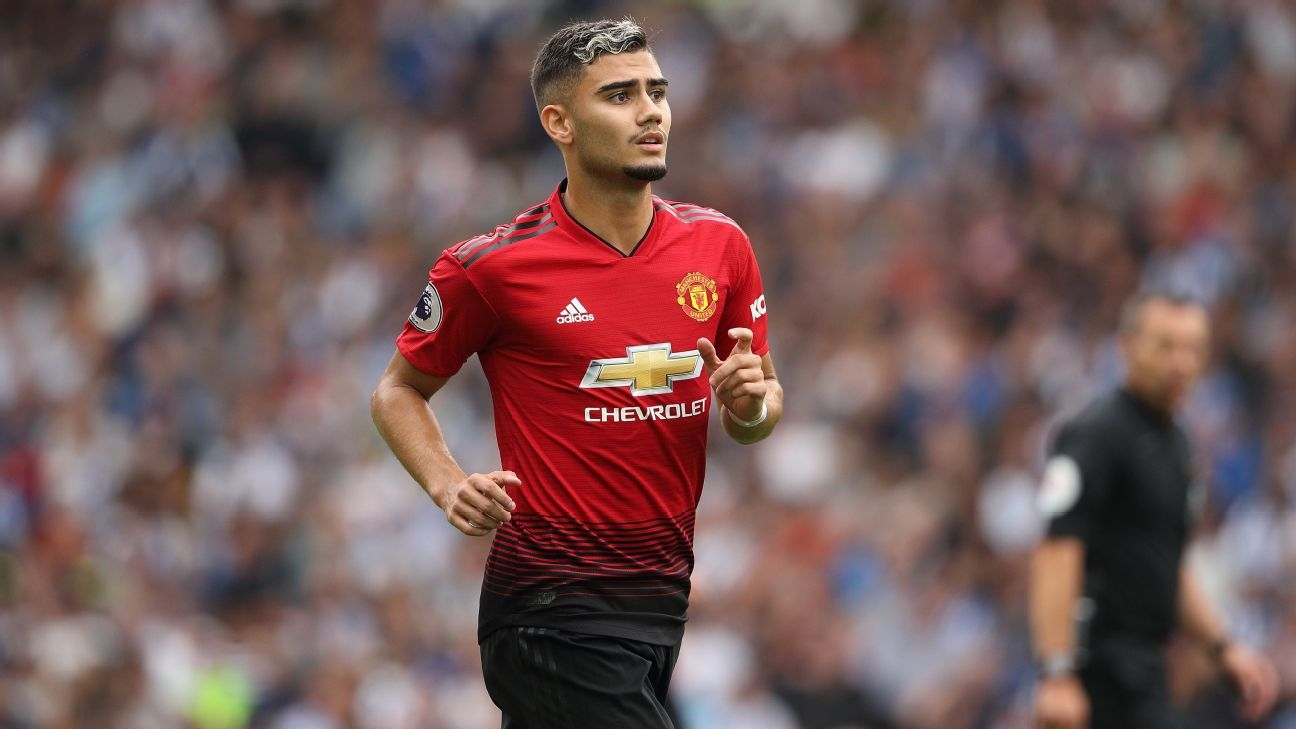 Pereira was pulled by some Man United teammates to represent Belgium but ultimately, he wanted to pursue a career for Brazil.