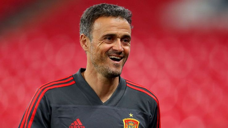Luis Enrique is eager to push Spain into their new era but it won't be easy for him to get the players buying into his approach.