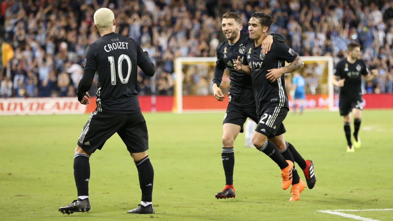 Felipe Gutierrez fires Sporting Kansas City to 1-0 win over Orlando City