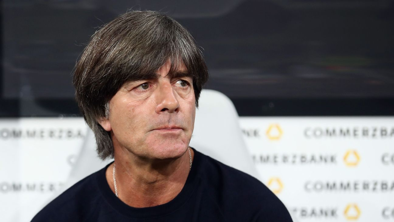 Germany coach Joachim Low.