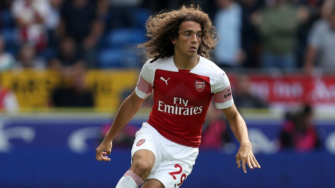 Matteo Guendouzi has impressed since joining Arsenal from Lorient.