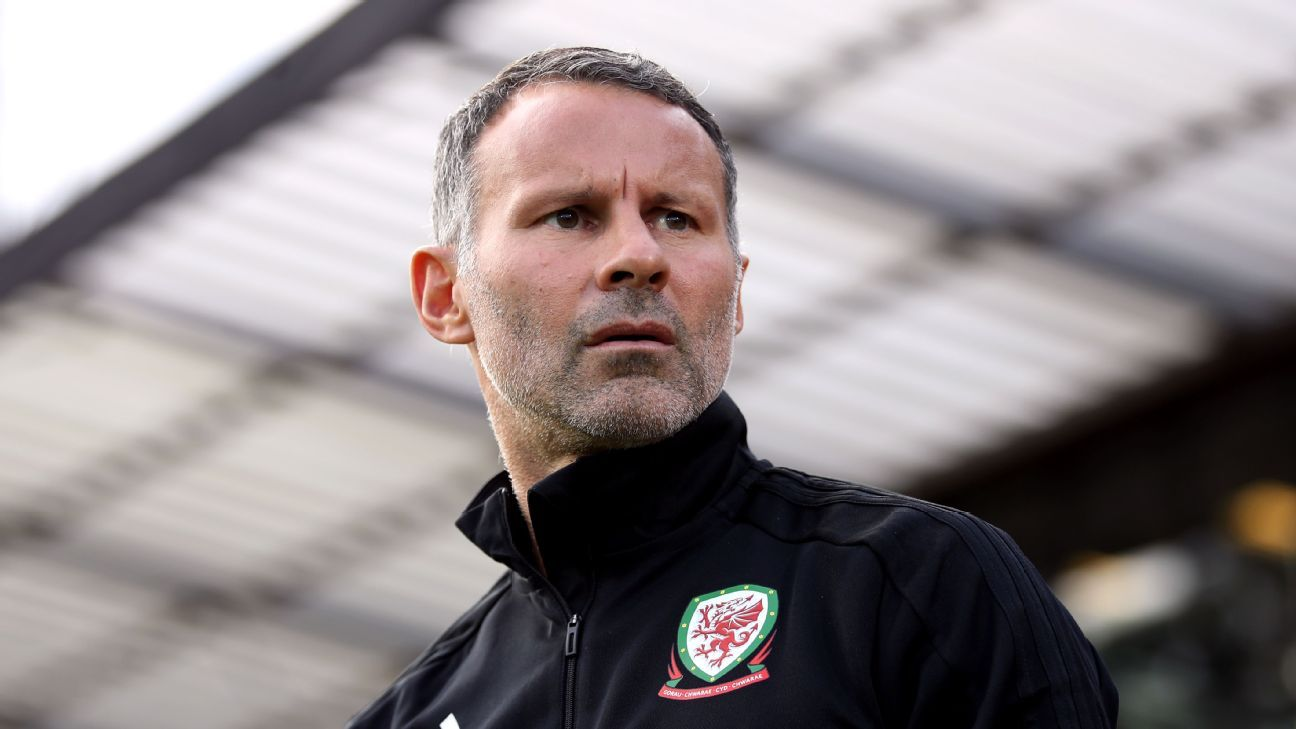 Ryan Giggs made 963 first-team appearances for Manchester United from 1991-2014.