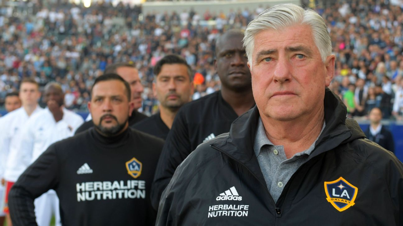 Sigi Schmid has stepped down as LA Galaxy head coach.