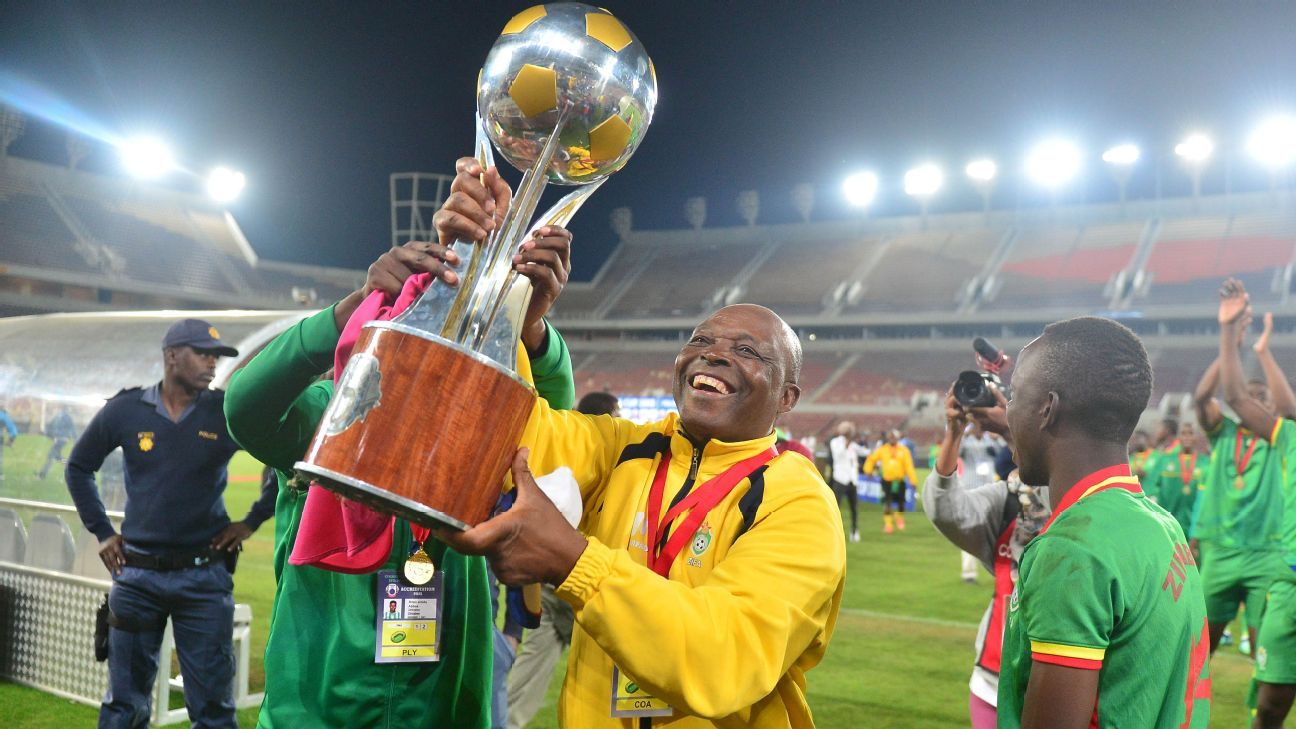 Zimbabwe coach Sunday Chidzambwa has had a good few months with the Brave Warriors winning the Cosafa Cup and continuing their good start to the Africa Cup of Nations qualifying campaign