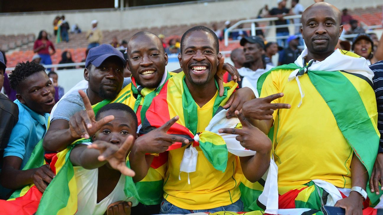 Zimbabwe supporters can sense that they may need to book tickets to Cameroon thanks to the Brave Warriors solid start to Africa Cup of Nations qualifying