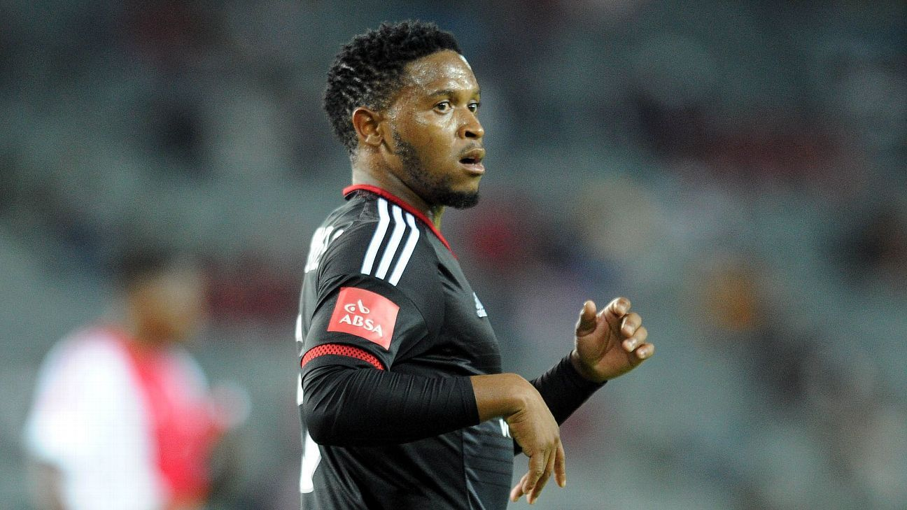 Thandani Ntshumayelo was banned in 2016 for cocaine use