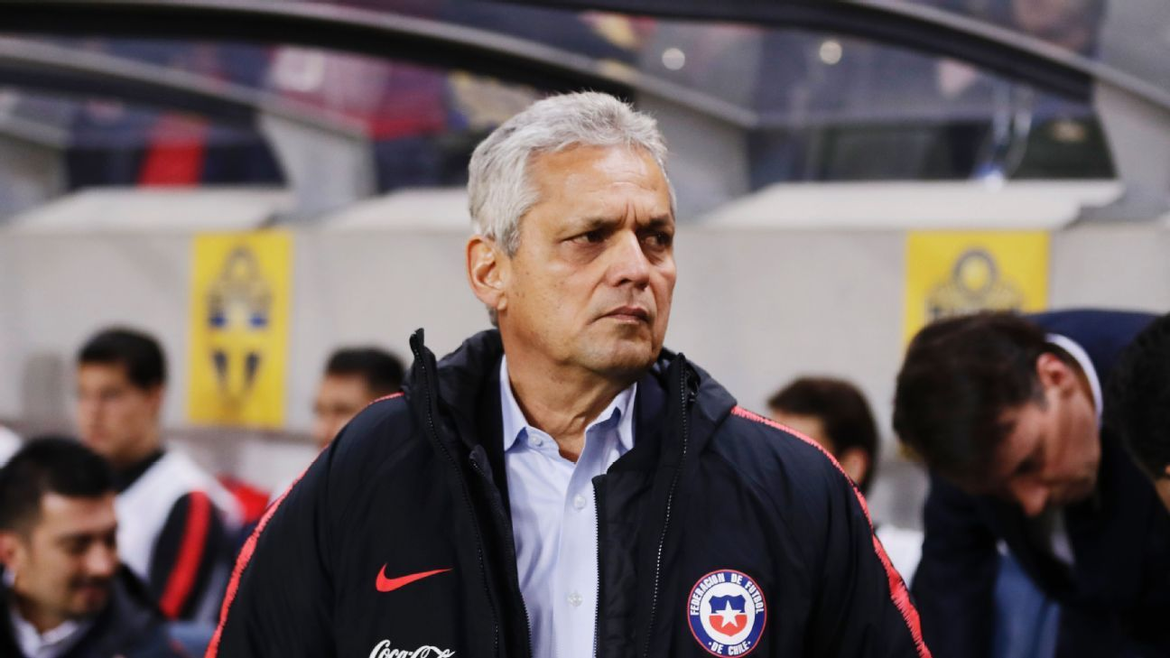 Reinaldo Rueda's difficult task is to keep Chile relevant while transitioning away from the country's golden generation.