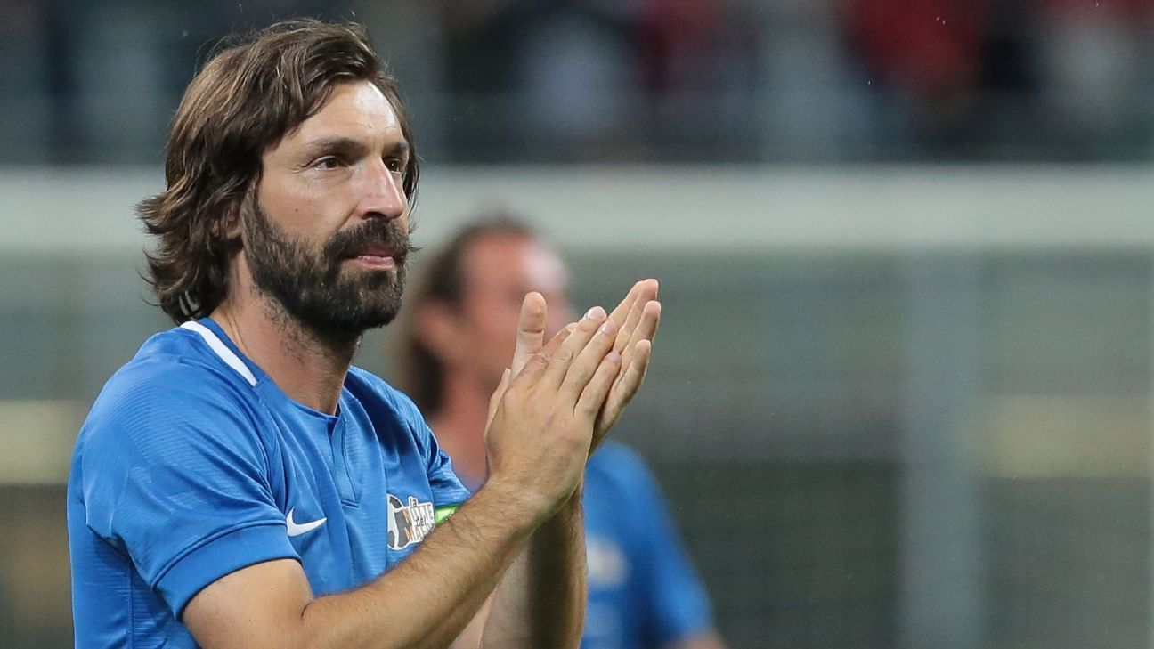 Avondale FC keen on signing Andrea Pirlo
