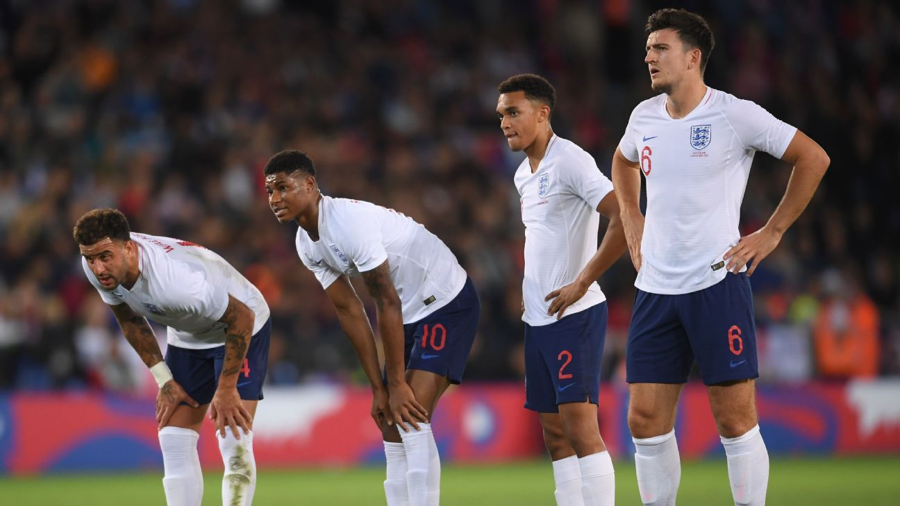 England's wing weakness exposed: Gareth Southgate needs a plan B