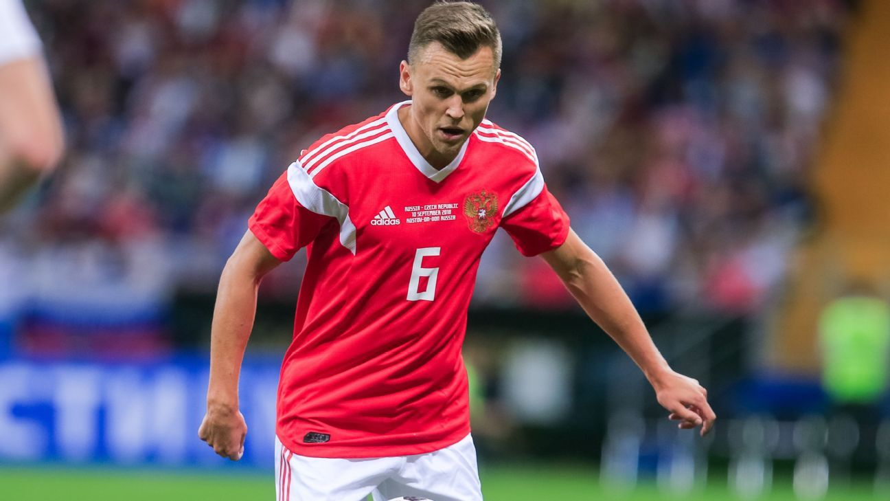 Denis Cheryshev played a starring role for Russia at the World Cup.