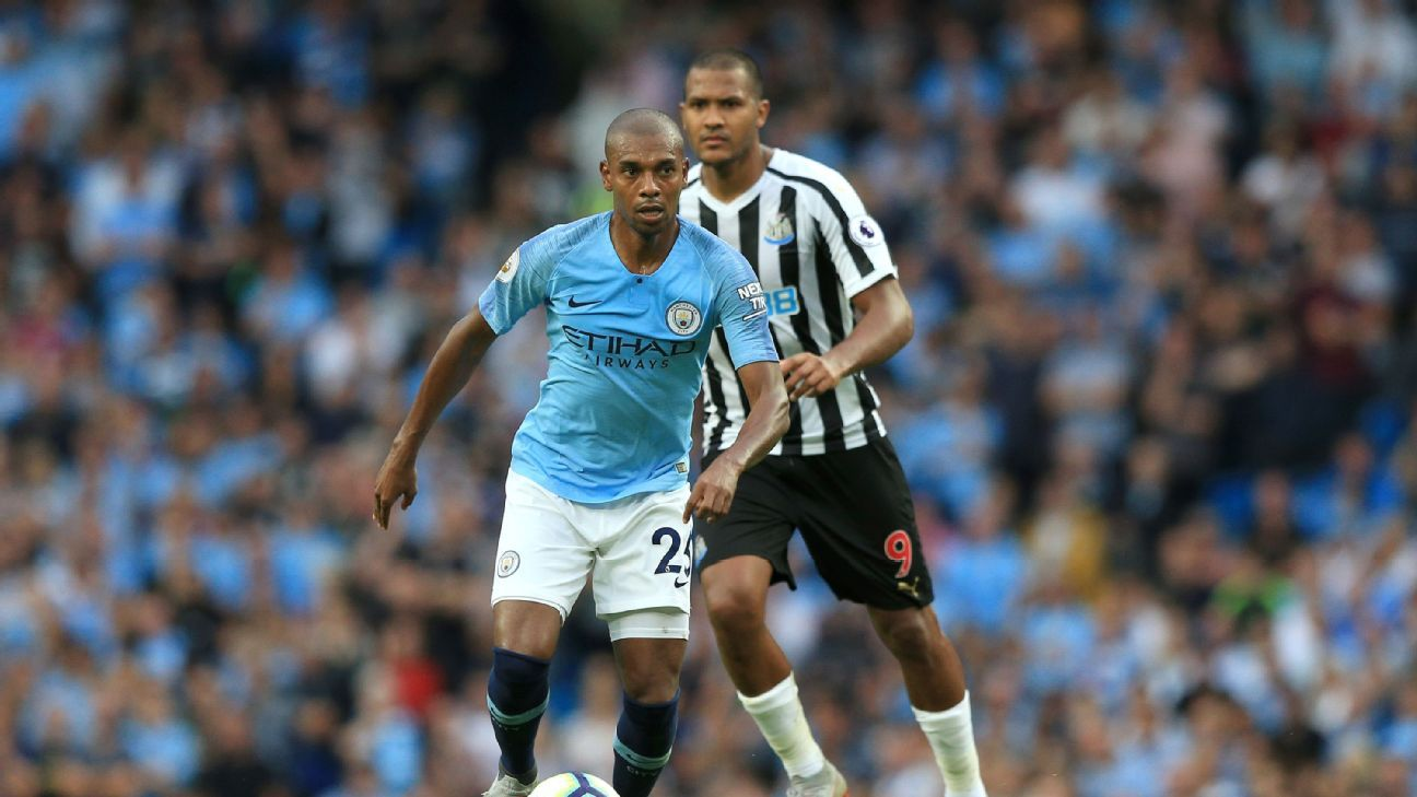 Often overlooked, Fernandinho is one of Pep Guardiola's most indispensable players at Man City.