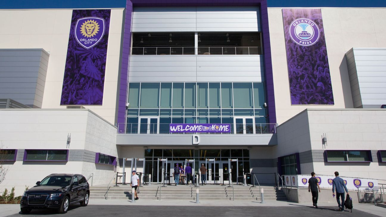 Orlando City Stadium will host the 2019 MLS All-Star Game.