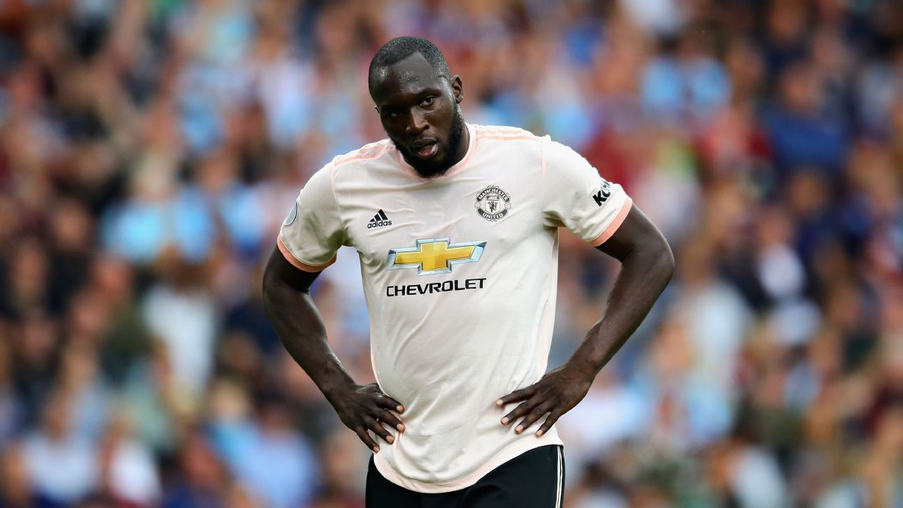 It might seem a bold move to start Romelu Lukaku on the bench, but is this the right time to send a message?