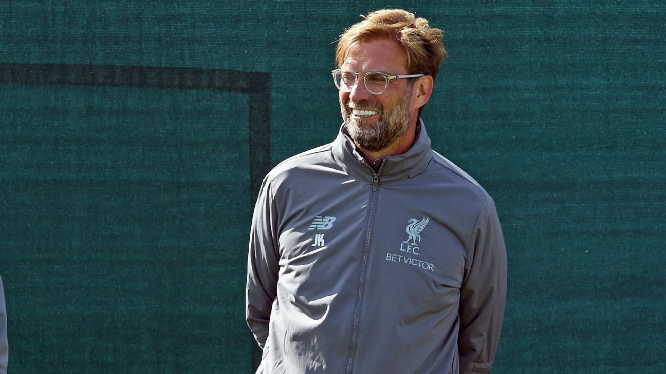 Liverpool boss Jurgen Klopp insists he won't prioritise any one competition.