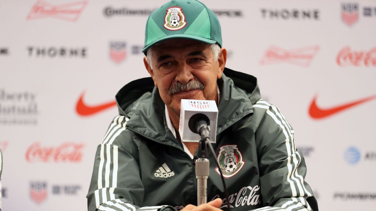 Ricardo Ferretti has shown what sort of Mexico manager he would be.