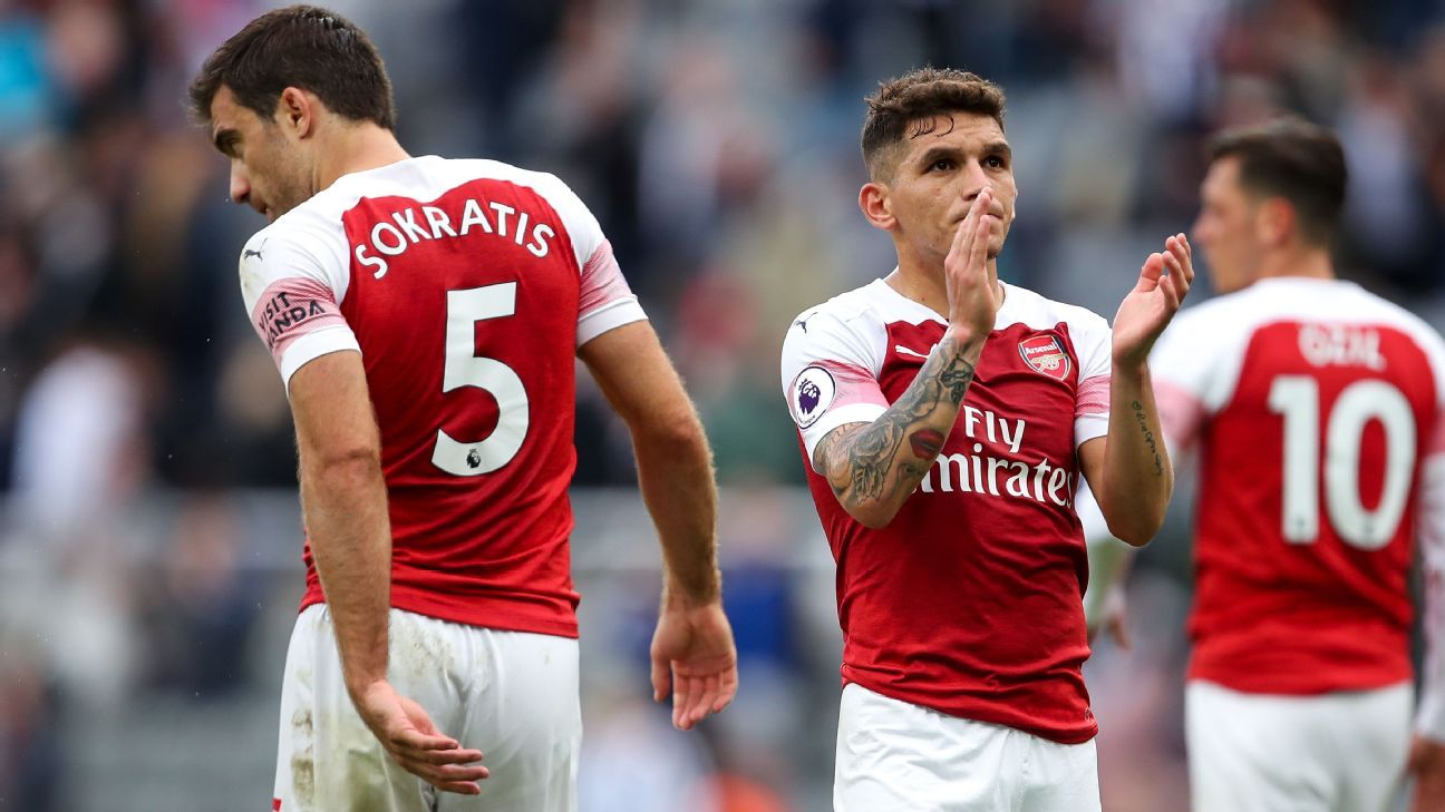Lucas Torreira was his tenacious best in Arsenal's win at Newcastle.
