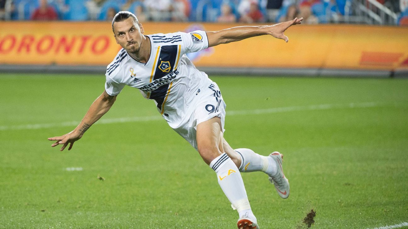 Zlatan Ibrahimovic's first season in MLS produced jaw-dropping, Twitter-breaking moments.