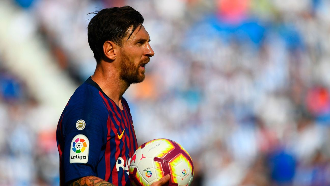 Lionel Messi missed a penalty during Barcelona's La Liga win at Real Sociedad.
