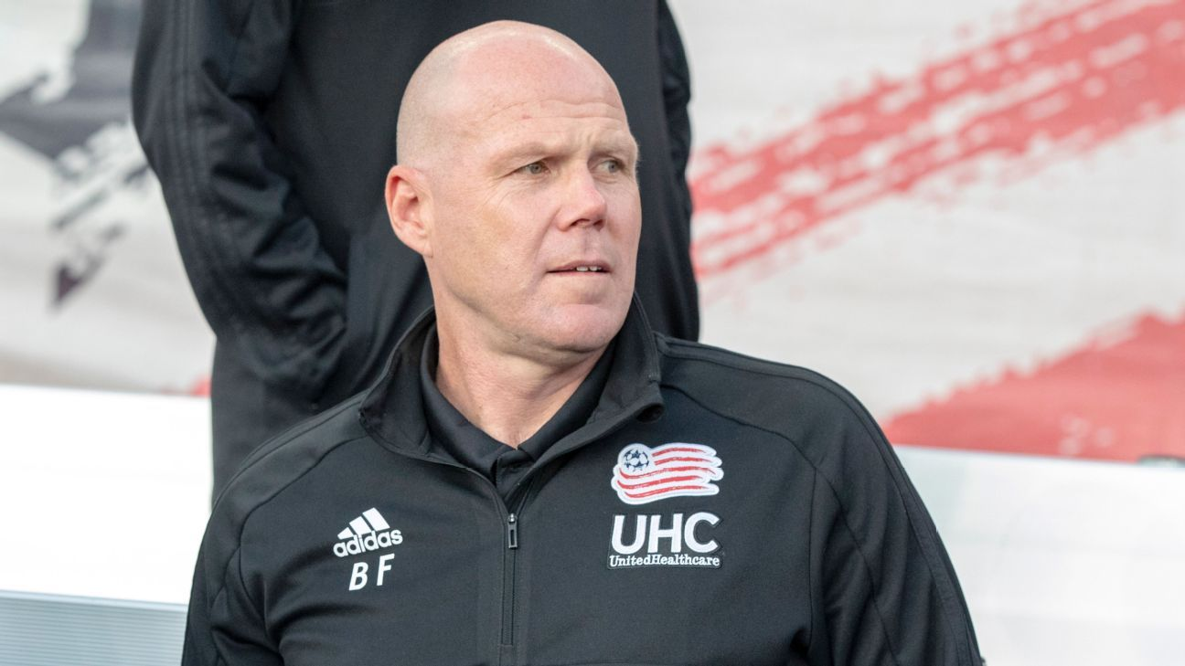 Brad Friedel's New England Revolution scored late to draw against LAFC.