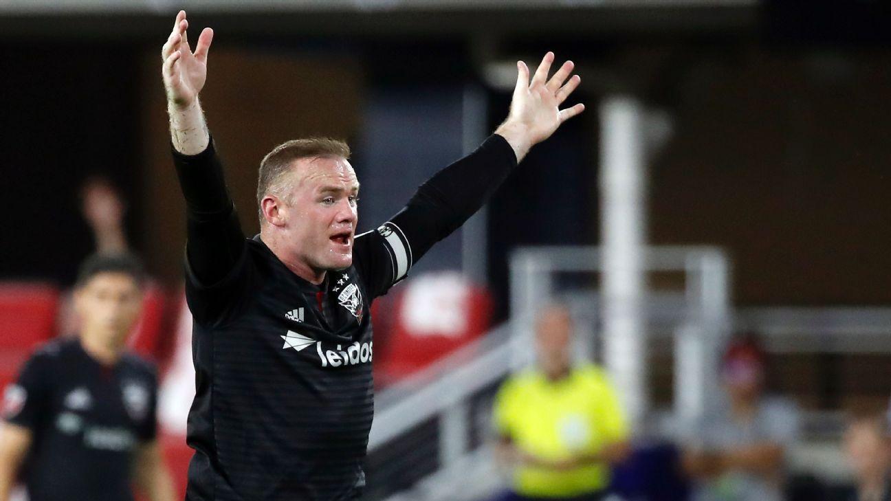 Wayne Rooney, Zlatan Ibrahimovic named in Major League Soccer's Best XI