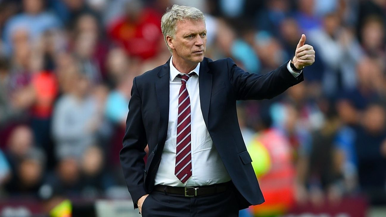 Former West Ham United manager David Moyes.