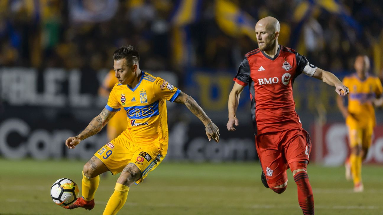Tigres and Toronto played an epic two-legged tie last year and face off Wednesday in the Campeones Cup.
