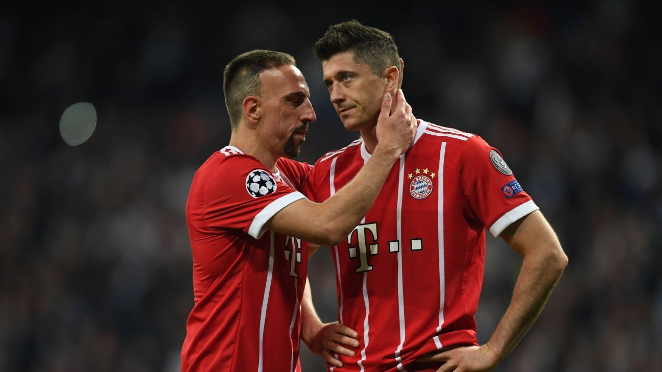 Bayern Munich cruised to a sixth-straight league title last season but failure in the UCL made it just a so-so campaign.