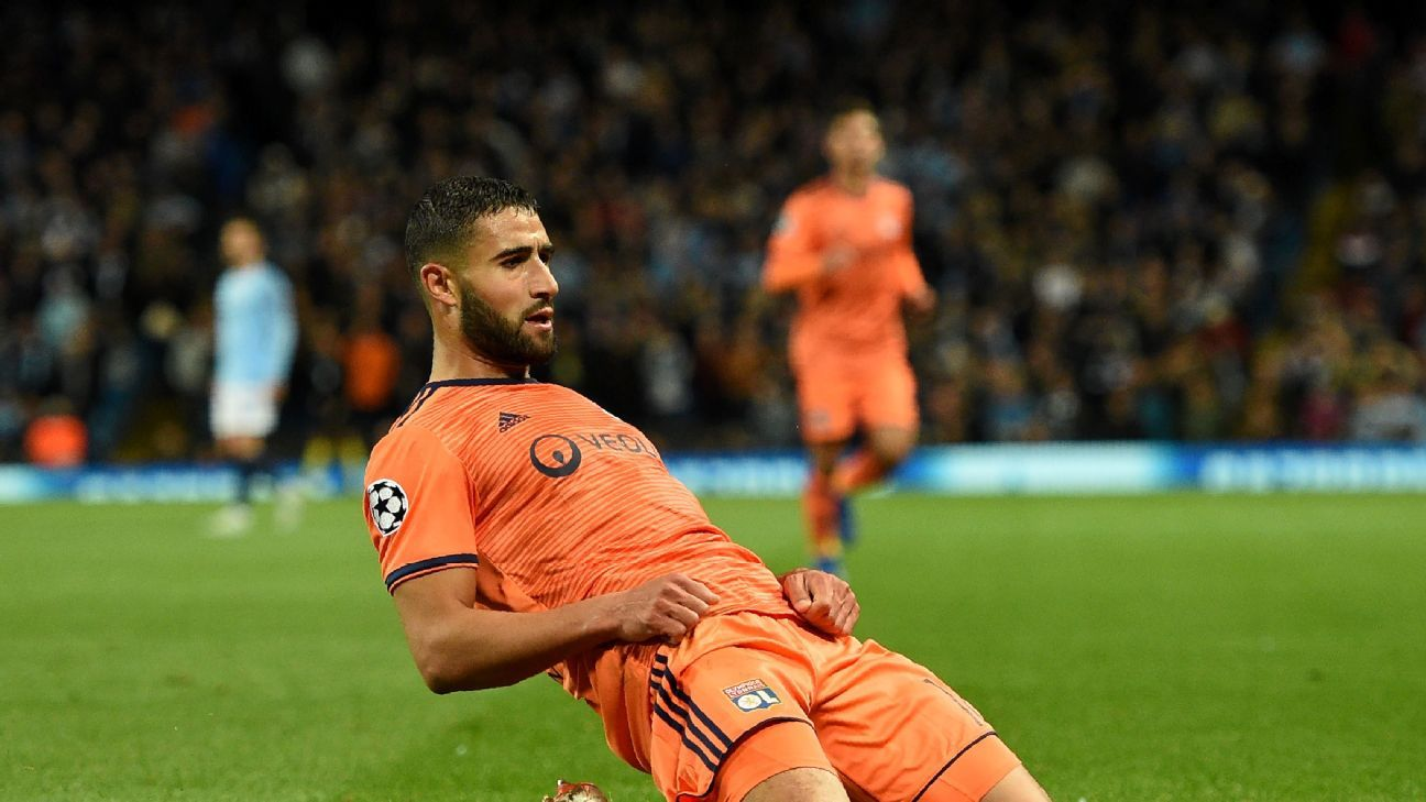 Nabil Fekir proved the hype is warranted, delivering a goal and an assist vs. Man City.