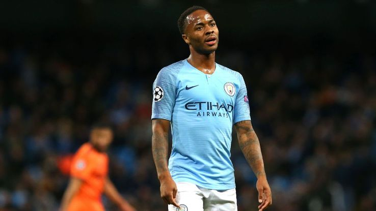Raheem Sterling's Manchester City contract talks have yet to reach a resolution.