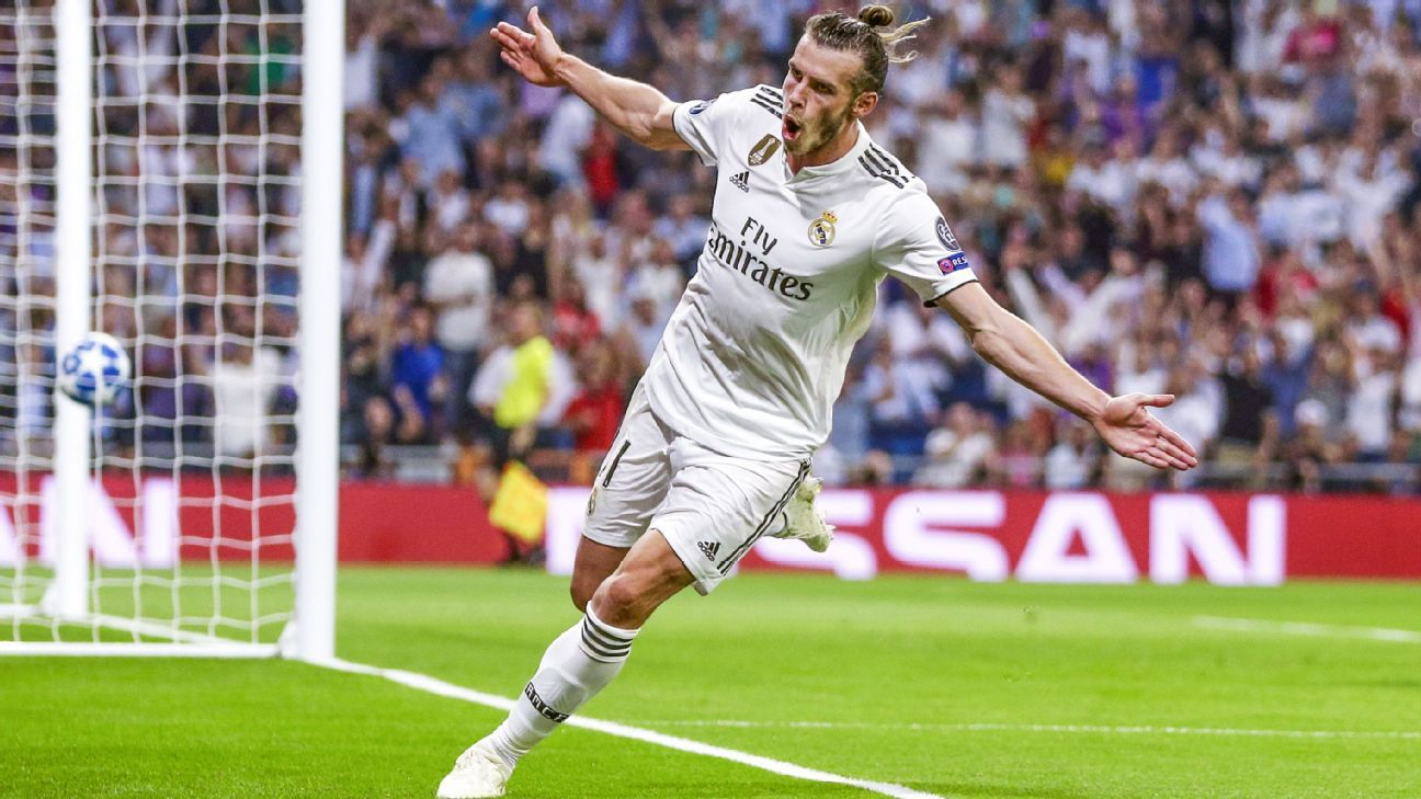 Gareth Bale continued his blazing start to the season with a beautifully-taken goal on the break vs. Roma.