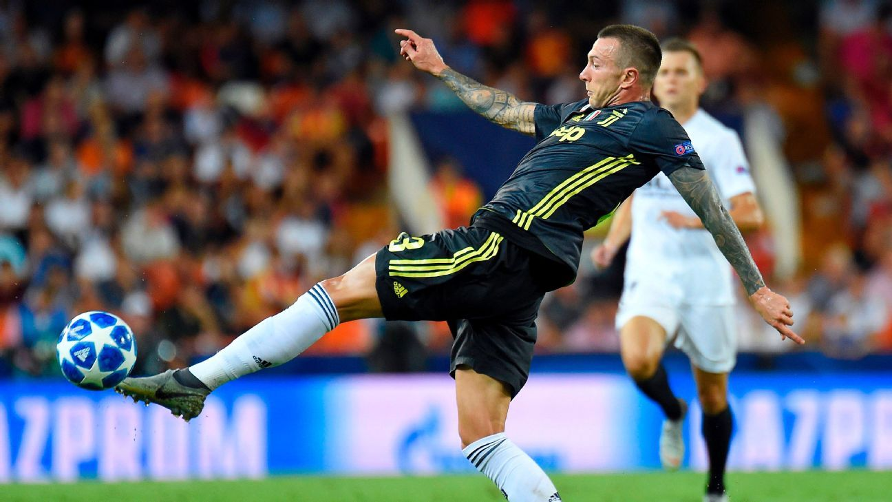 Federico Bernardeschi's creativity created a number of scoring opportunities for Juventus.