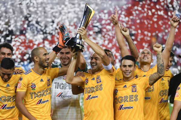 Tigres will have a quick turnaround after Wednesday's Campeones Cup triumph over Toronto FC as they will face rival Monterrey in Liga MX action on Sunday.