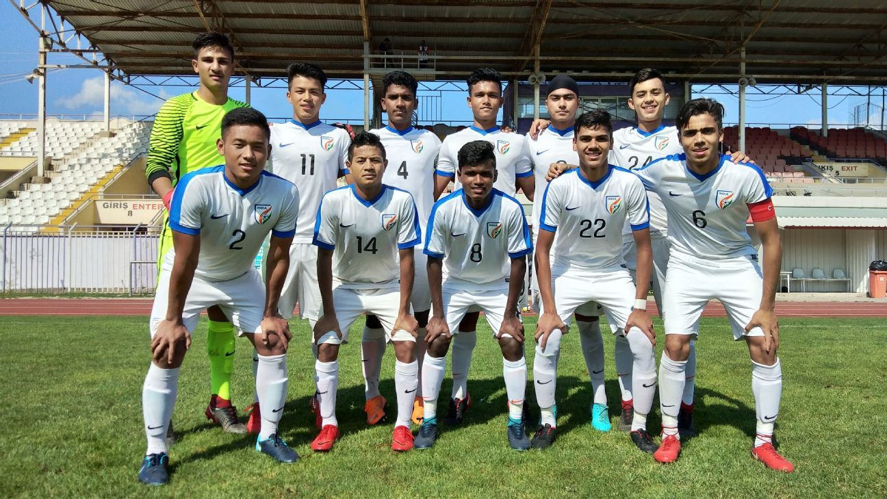 The four semi-finalists from the U-16 Championships will qualify for the 2019 U17 World Cup in Peru.