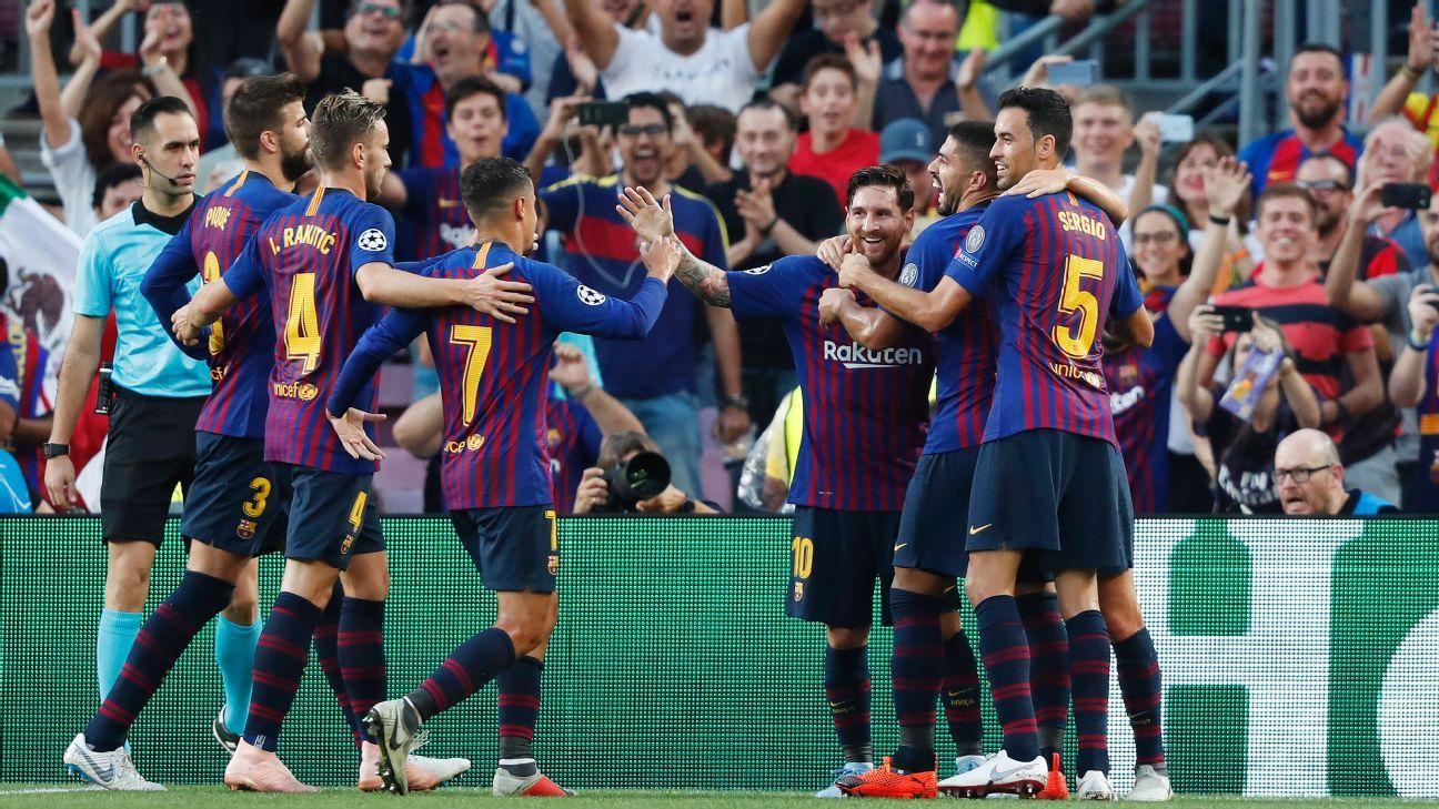Power Rankings: Barcelona claim No. 1, Liverpool climb as Real Madrid slide