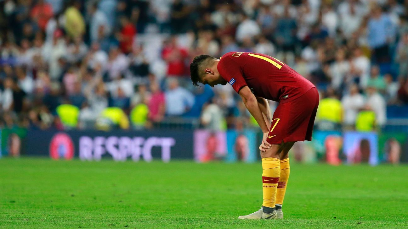AS Roma are in danger of becoming irrelevant after yet another summer of key departures and yet another heavy defeat in the Champions League.