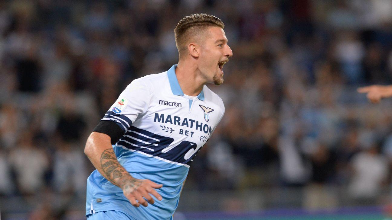 Manchester United target Sergej Milinkovic-Savic in line for Lazio deal - chief - ESPN FC