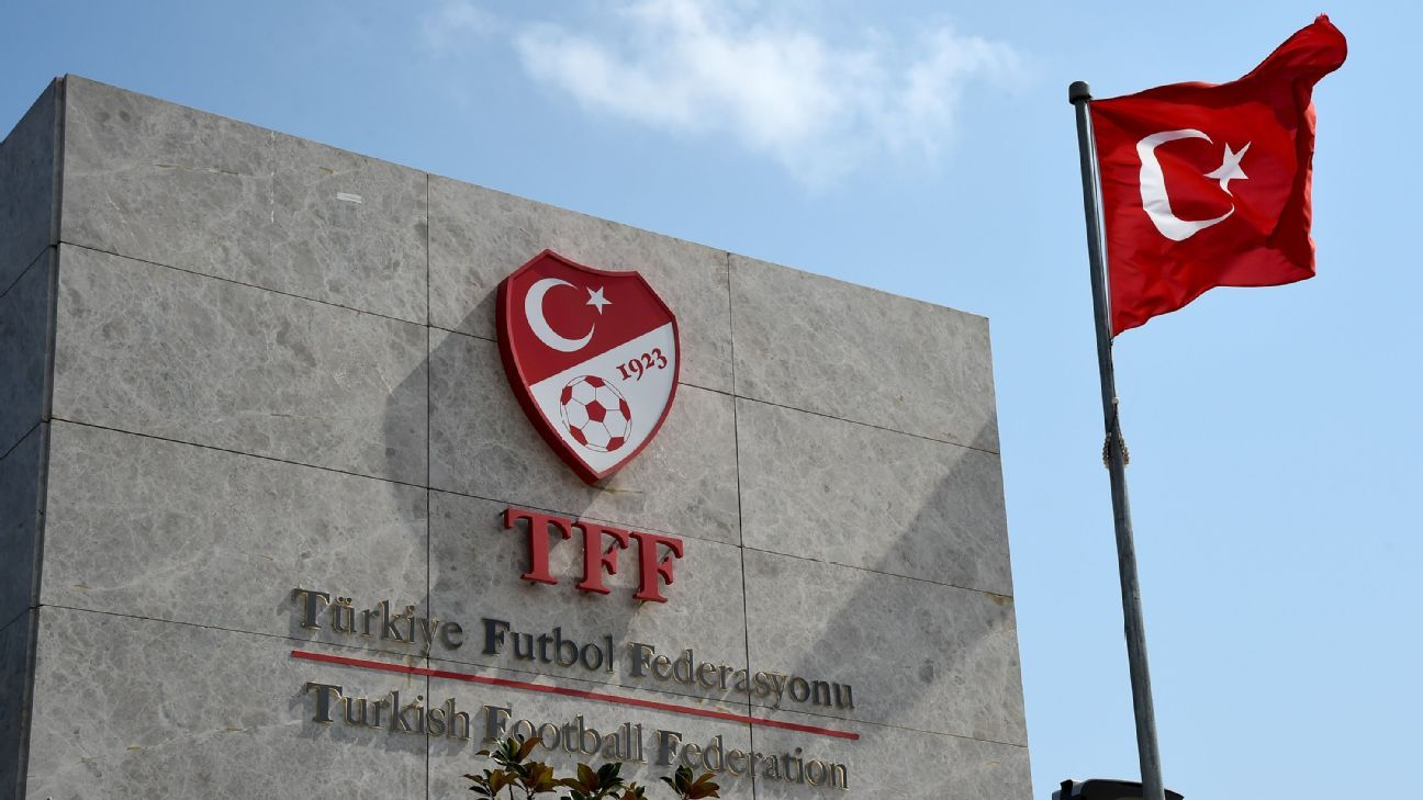 The headquarters of the Turkey Football Federation.